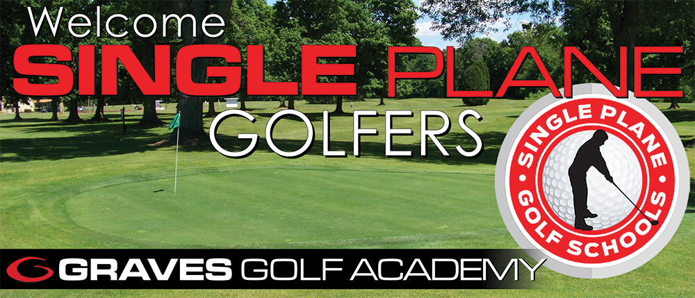 Tessler Golf Lessons Welcome Sign