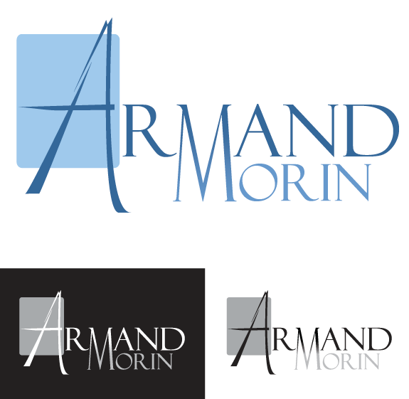 99 Design - Armand Morin logo