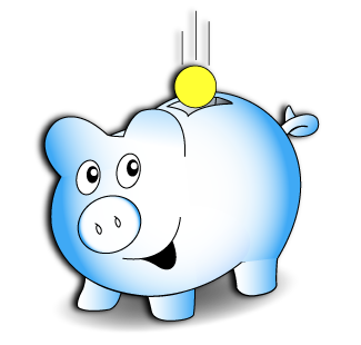 Money Pig for Logo